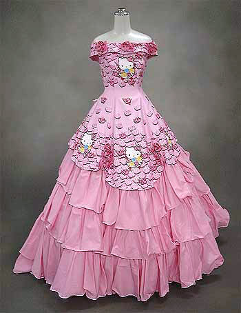 hello kitty 15 dress