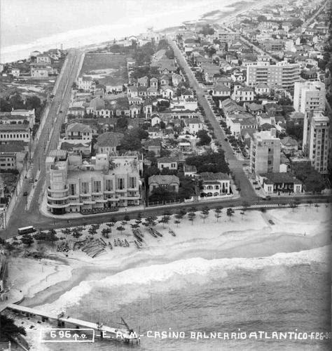 Rio de Janeiro Antigo: Copacabana, Posto 6 por volta de ...