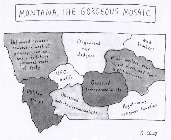 Montana Mosaic