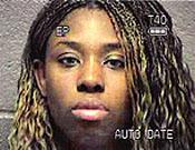 Crystal Gail Mangum mugshot 2004