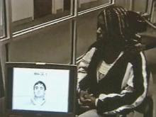 Durham police conduct a photo lineup with Duke lacrosse accuser Crystal Mangum on April 4, 2006
