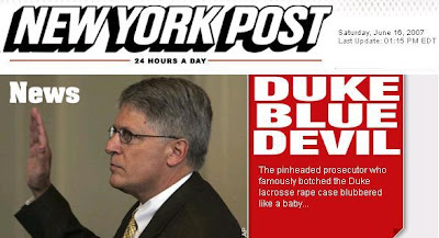 NY Post: pinhead prosecutor blubbered like a baby