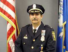 Jose Lopez Sr. of Hartford, Conn - new Durham Police Chief