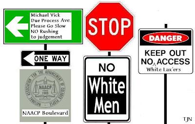 NAACP a one way street