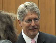 Mike Nifong at Aug 30th contempt hearing