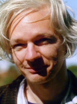 Julian Assange WikiLeaks.org co-founder