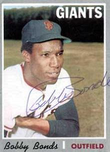 Bobby Bonds died at age 57