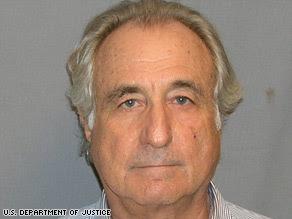 Bernard Madoff mugshot