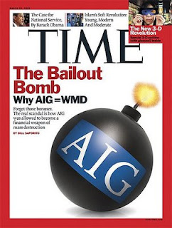 Time Magazine: How AIG Became Too Big to Fail