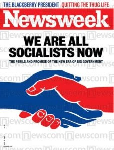 We are all socialists now... imagery