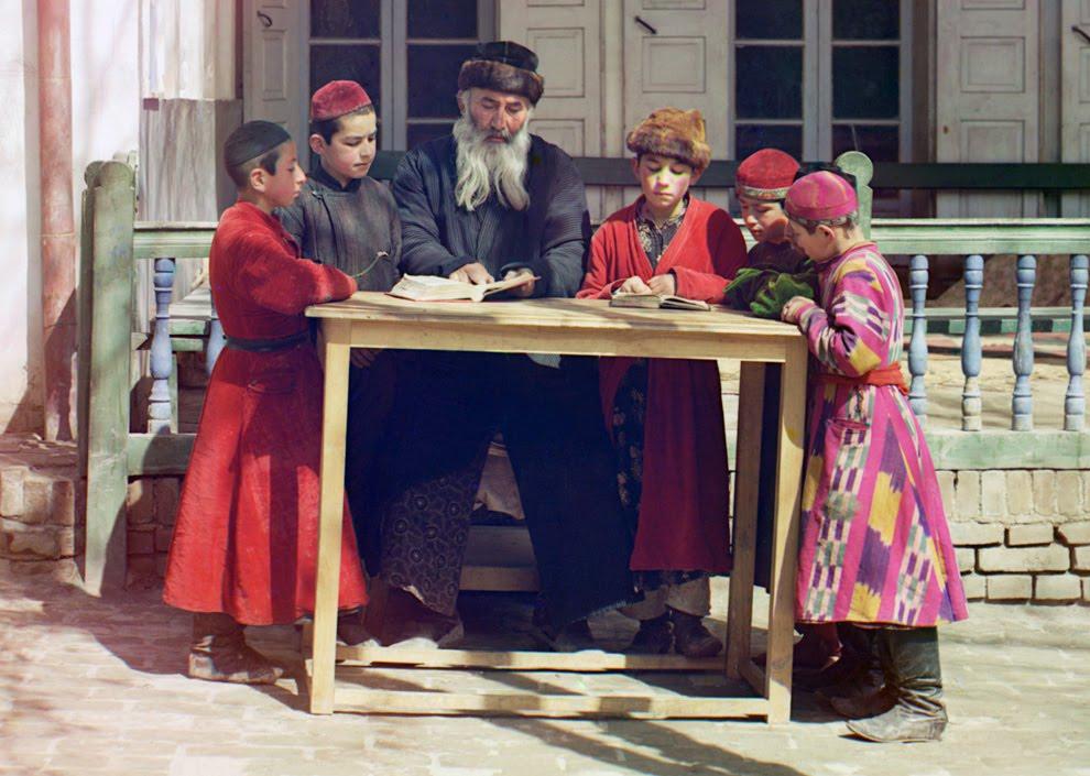Život u Rusiji nekada davno Russia_1910_a