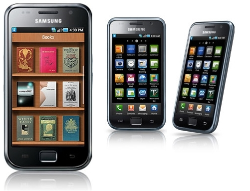 Samsung Galaxy S GT-I9000 User Manual Quick Start Guide PDF