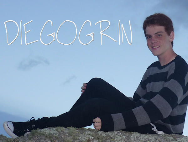 Diego Grin videos, photos and blog