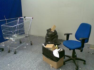 Restos de Oficina. www.faunapryca.com