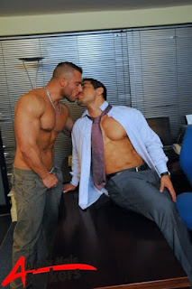 DANIEL MARVIN & PEDRO ANDREAS - Alpha Male Fuckers