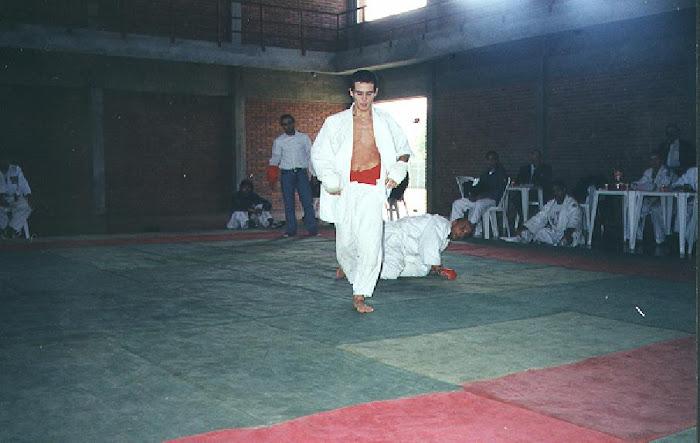 Sergio Naccaro Campeon de Jiujitsu