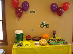 Kaden's John Deere Party