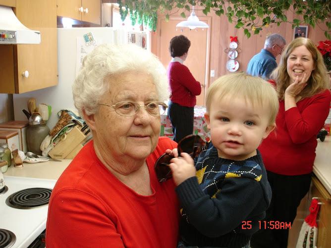Grandma Moll & Noah