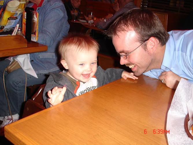 Noah & Dad