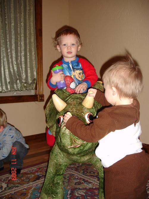 Ryan, Noah & Kota