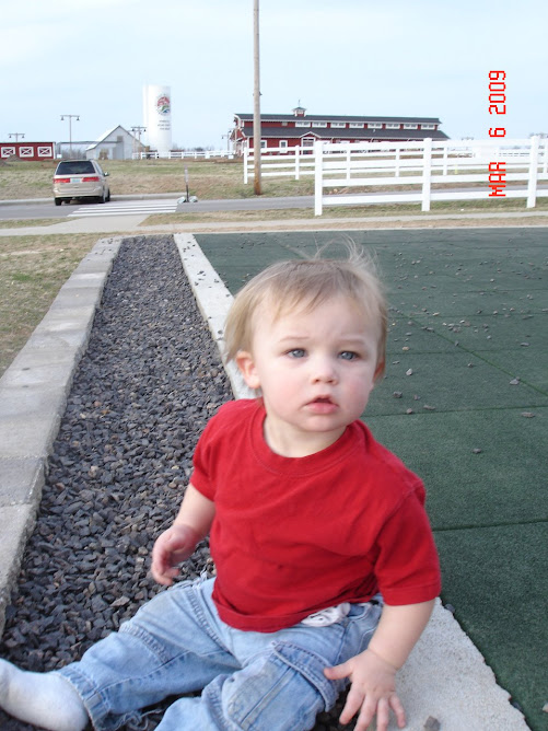 Noah on the Playground