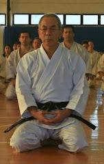 Sensei Takeshi Oishi 9º Dan JKA