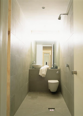 Wet room on pinterest for Tiny shower room design