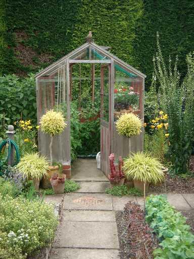 Vem vill inte ha ett sånt växthus?