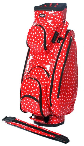 Looking For A Unique Las Golf Bag This Year Check Out The Fun Bags By Jgolf Prints Are Available These Womens Including Polka