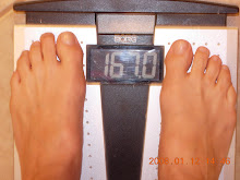 Jeanne's Starting weight!!