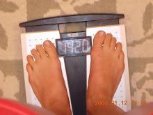 Anya's Starting weight!!