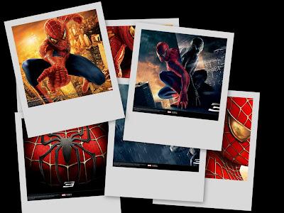 蜘蛛侠3桌面壁纸