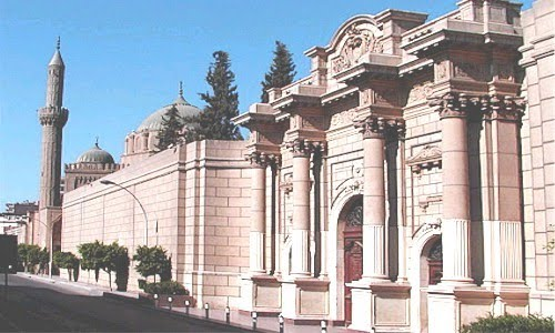 Abdeen Palace Arabic Is One Of The Official Residences President Egypt