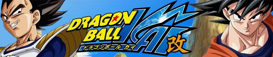 Dragon Ball Kai : Dragonball Z Remastered