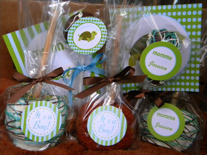 mkr creations baby boy baby shower favors