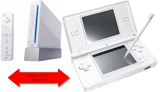 Nintendo Wii Vs Nintendo DS