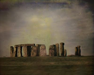 Stonehenge. Photograph by Tim Irving