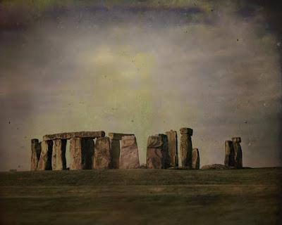 Stonehenge. Photograph by Tim Irving