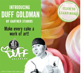 Duff knows cake he DOES!