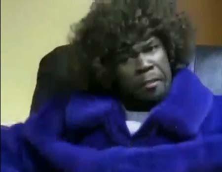 Curtis 50 Cent Jackson Sex Tape Scandal PHOTOS VIDEO