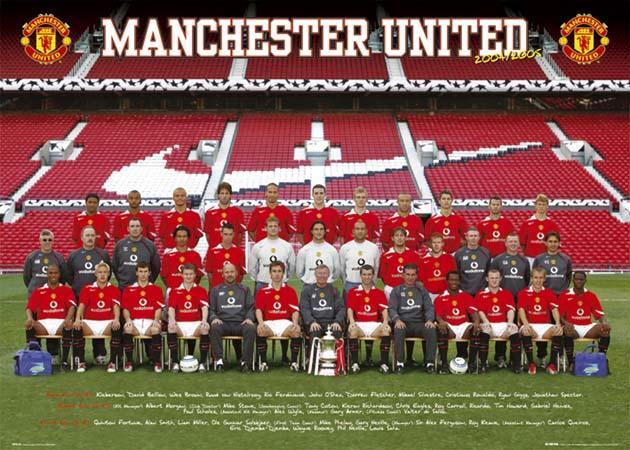 MU FOOTBALL CLUB