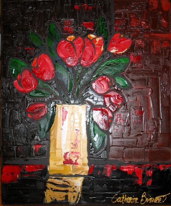 Rouge passion 20 x 24_Vendu