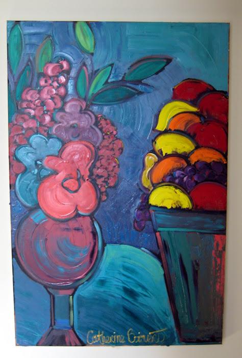 Fruits et Fleurs 36 x 24_Morgane