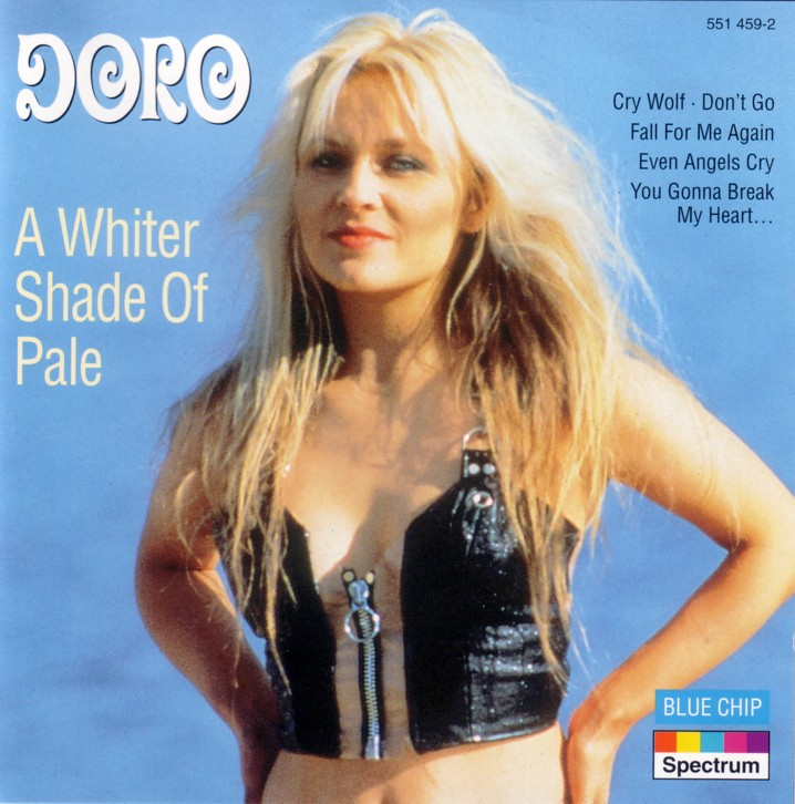Doro - A Whiter Shade Of Pale