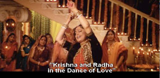 Krishna and Radha in the Dance of Love