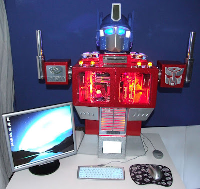 Optimus prime PC Op2