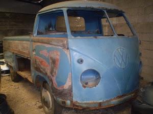 Split Single Cab 1960