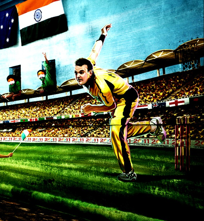 ICC Cricket World Cup 2011 Posters, Icc Cricket World Cup 2011 In India,