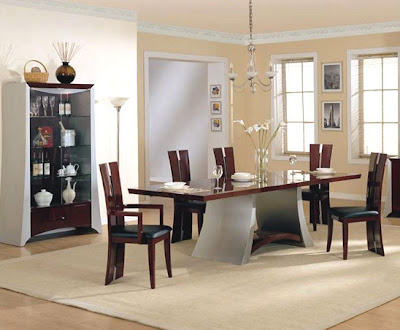 Site Blogspot  Living Room Dining Room Ideas on Modern Dining Room Furniture   New Living Room