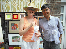 Third Place at Beacon Hill Art Walk Sunday, June 7, 2009